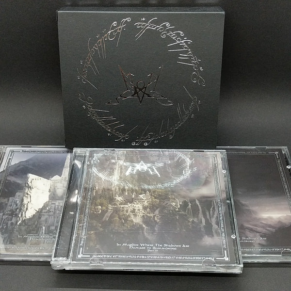 "V/A ""In Mordor Where The Shadows Are"" 3xCD Box Set"
