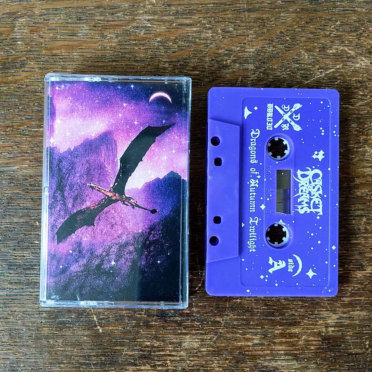 "CASKET OF DREAMS ""Dragons of Autumn Twilight"" Pro-Tape"