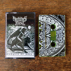 "[SOLD OUT] NOCTURNES MIST ""Marquis of Hell"" Cassette Tape"