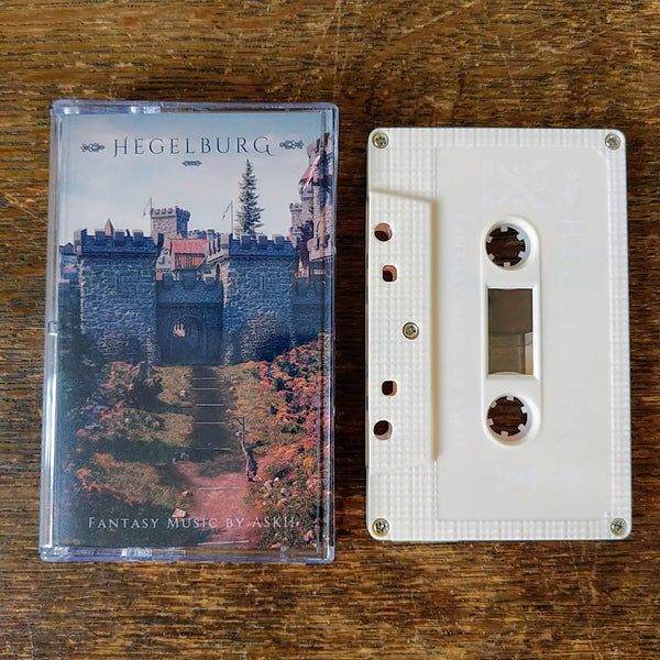 "[SOLD OUT] ASKII ""Hegelburg"" Cassette Tape"