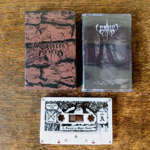 "[SOLD OUT] FORGOTTEN LAND ""A Forest Is Myne Home"" Cassette Tape"