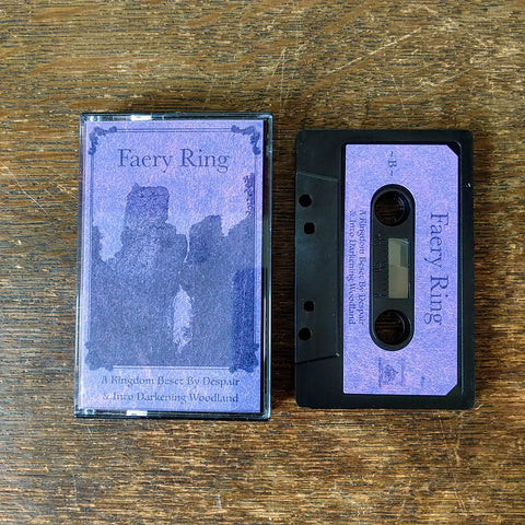"FAERY RING ""A Kingdom Beset by Despair"" Pro-Tape w/ booklet"