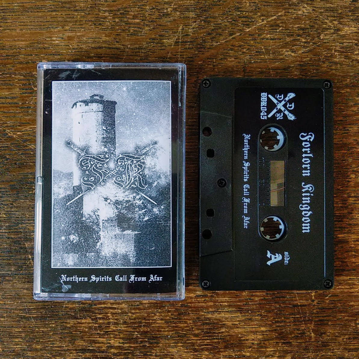 "FORLORN KINGDOM ""Northern Spirits Call From Afar"" Pro-Tape"