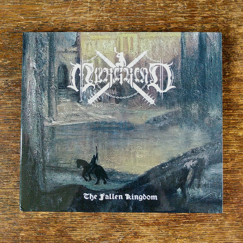 "MURGRIND ""The Fallen Kingdom"" CD"