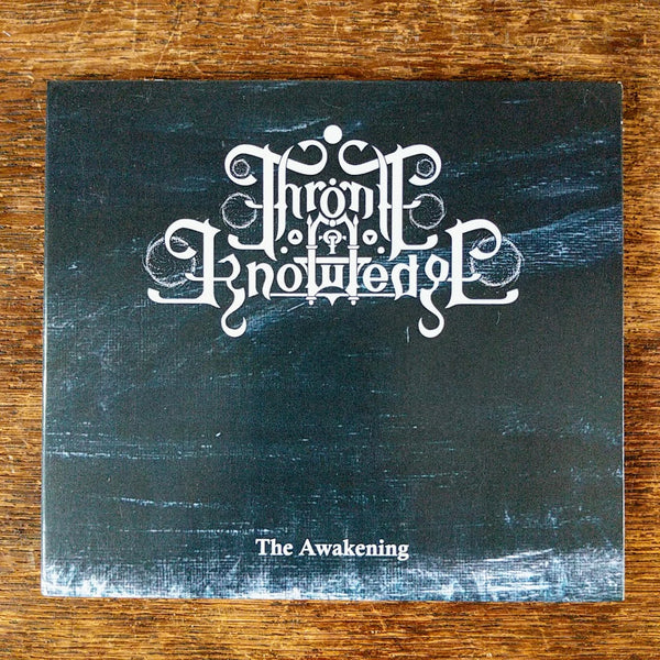 "THRONE OF KNOWLEDGE ""The Awakening"" CD (Murgrind)"