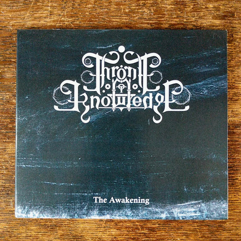 "THRONE OF KNOWLEDGE ""The Awakening"" CD"