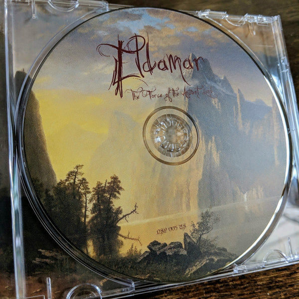 "ELDAMAR ""The Force of the Ancient Land"" CD"