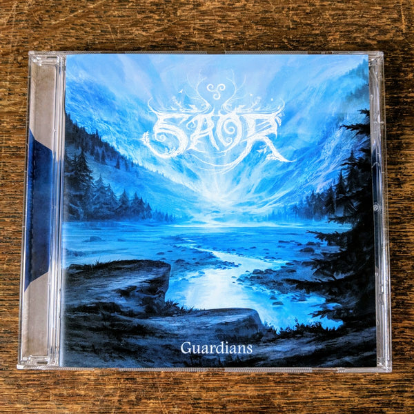 "[SOLD OUT] SAOR ""Guardians"" CD"