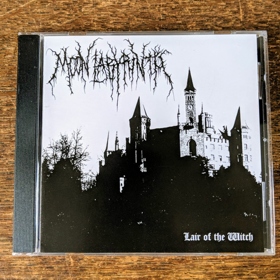 "[SOLD OUT] MOON LABYRINTH ""Lair of the Witch""CD"