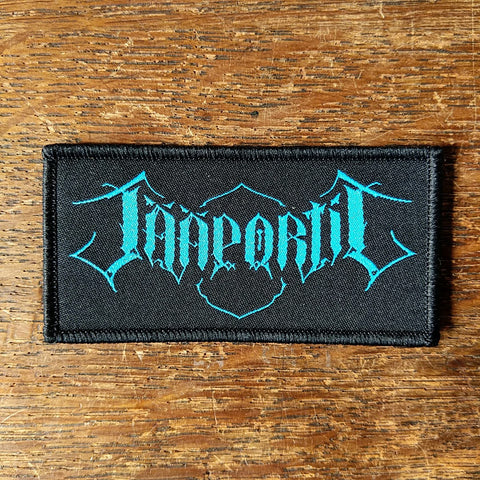JÄÄPORTIT Logo Patch