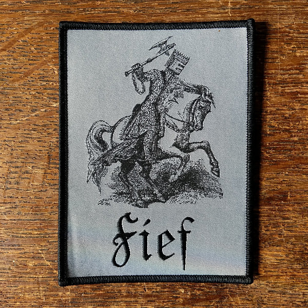 "[SOLD OUT] FIEF ""Knight"" Patch"