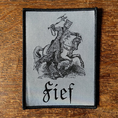"Fief ""Knight"" Patch"