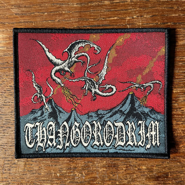 "[SOLD OUT] THANGORODRIM ""Prologue"" Patch"