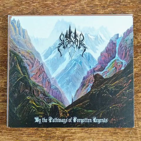 "ELADOR ""By the Pathways of Forgotten Legends"" CD"