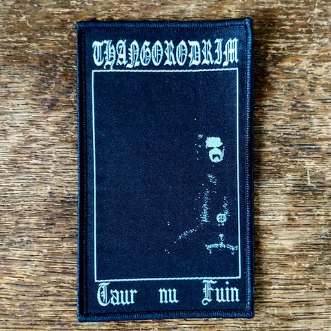 "THANGORODRIM ""Taur Nu Fuin"" Patch"