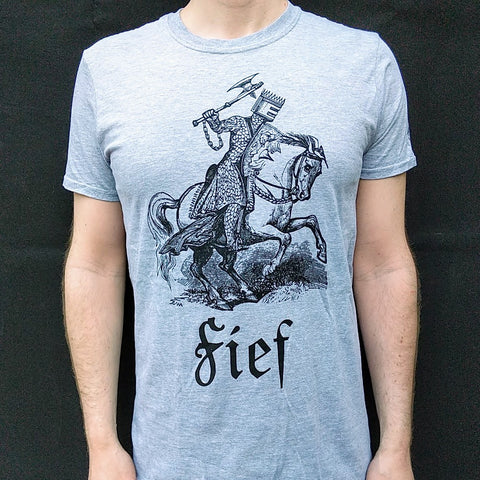 "FIEF  ""Knight"" T-Shirt"