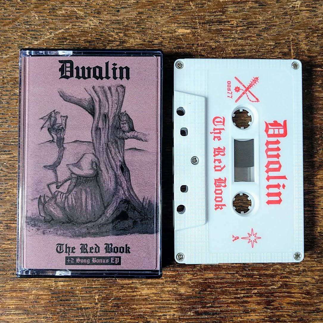 "DWALIN ""The Red Book"" Pro-Tape"