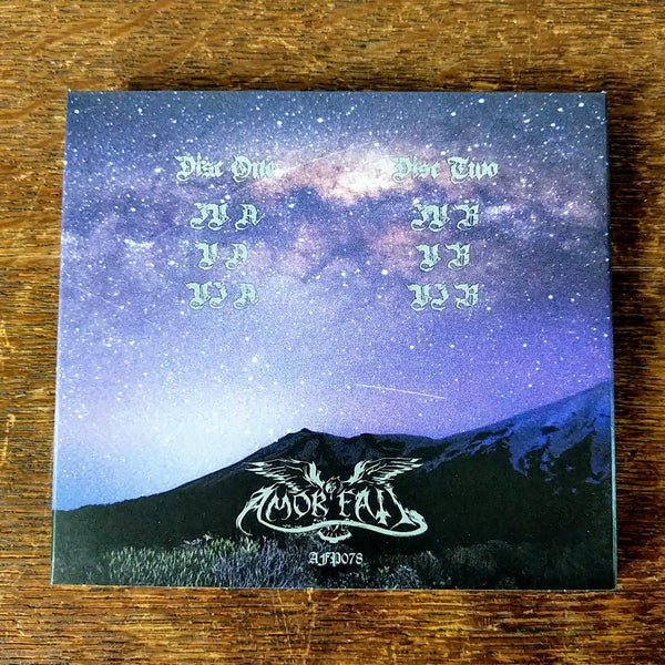 "[SOLD OUT] ARKHTINN ""IVVVII"" 2xCD"