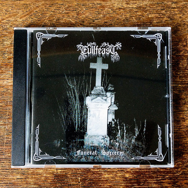 "[SOLD OUT] EVILFEAST ""Funeral Sorcery"" CD"
