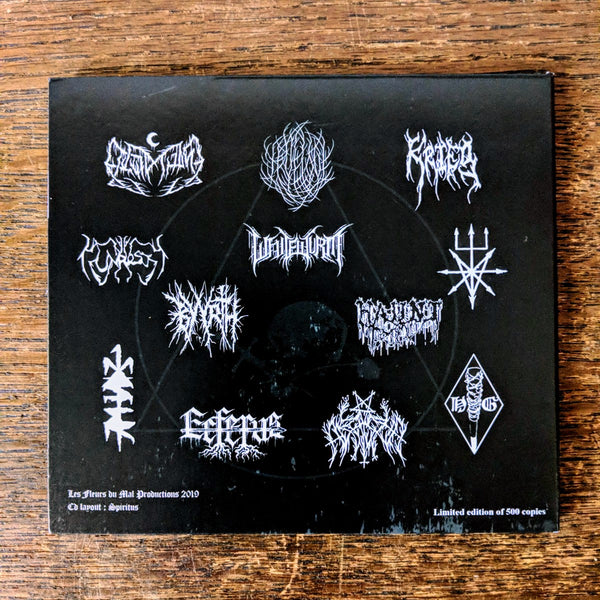 [SOLD OUT] V/A: United States Black Metal CD