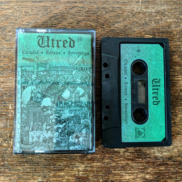 "UTRED ""Citadel - Forest - Sovereign"" Pro-Tape"