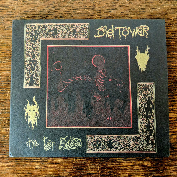 "OLD TOWER ""The Last Eidolon"" CD"