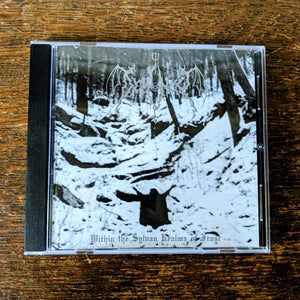 "DEMONCY ""Within the Sylvan Realms of Frost"" CD"