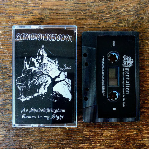 "LAMENTATION ""As ShadowKingdom Comes to My Sight"" Pro-Tape"