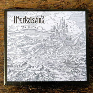 "MORKETSVIND ""The Journey"" CD"