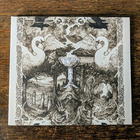"WOLCENSMEN ""Fire in the White Stone"" CD"