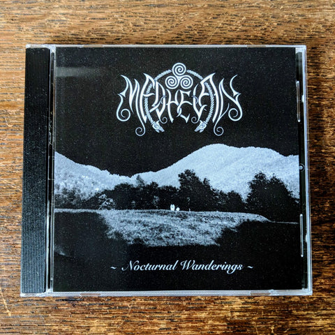 "MEDHELAN ""Nocturnal Wanderings"" CD"