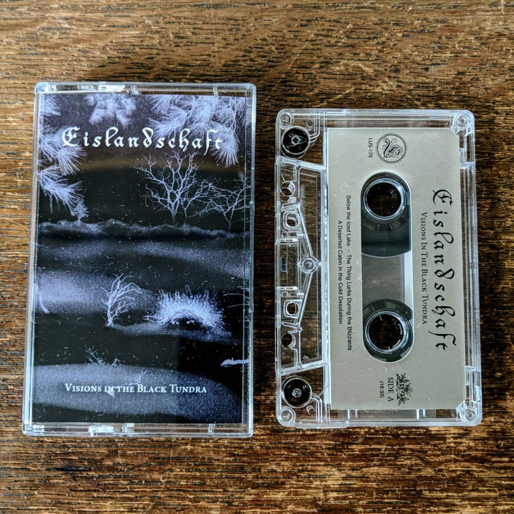 "[SOLD OUT] EISLANDSCHAFT ""Visions in the Tundra"" Cassette Tape"