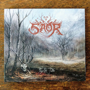 "SAOR ""Forgotten Paths"" CD"