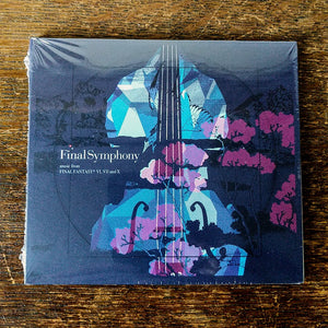"FINAL SYMPHONY ""Music from Final Fantasy VI, VII and X"" 2xCD"