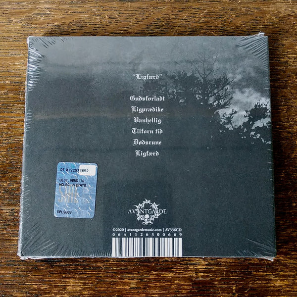"[SOLD OUT] NORTT ""Ligfaerd"" CD"