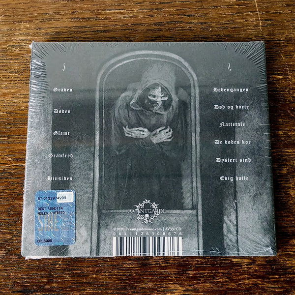 "[SOLD OUT] NORTT ""Gudsforladt"" CD"