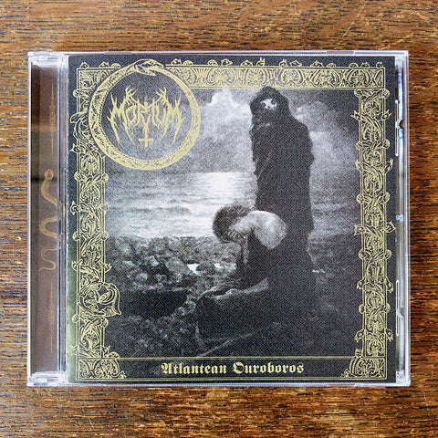 "MORTUM ""Atlantean Ouroboros"" CD"