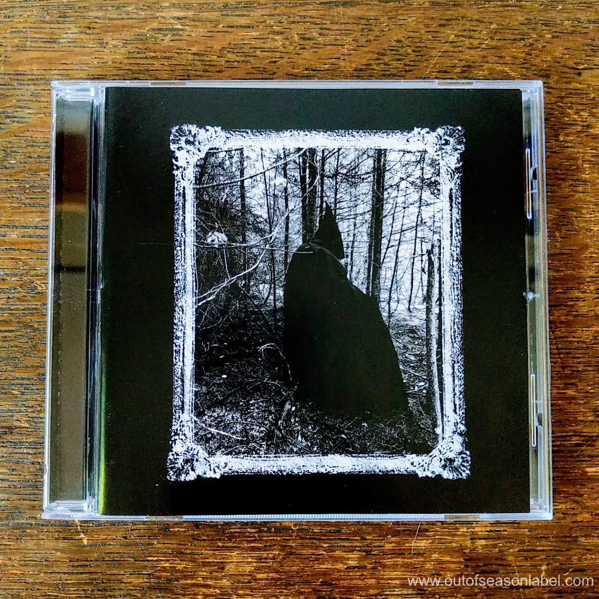 "[SOLD OUT] BASMU ""VVITCHBLOOD"" CD"