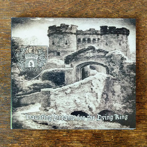 "TORCHLIGHT ""Haunting Dreams for the Dying King"" CD"