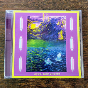 "UR PALE ""Crystal Waves Orchestra"" CD"