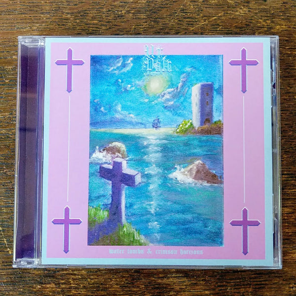 "UR PALE ""Water Tombs / Sea Synth Ensemble"" CD"