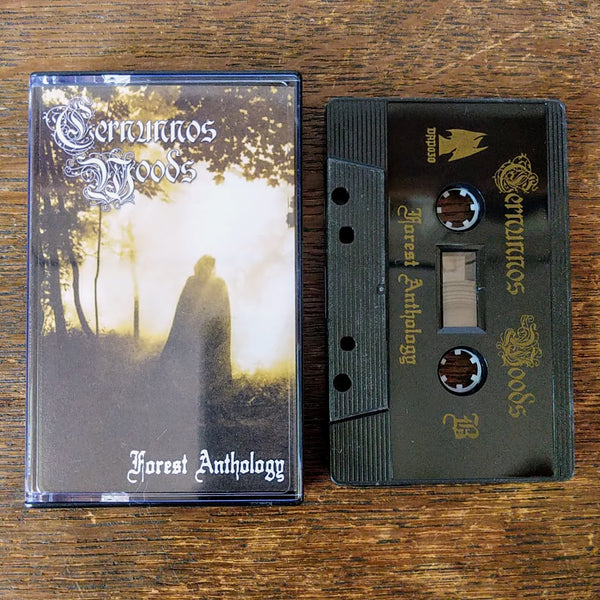 "CERNUNNOS WOODS ""Forest Anthology"" Cassette Tape"