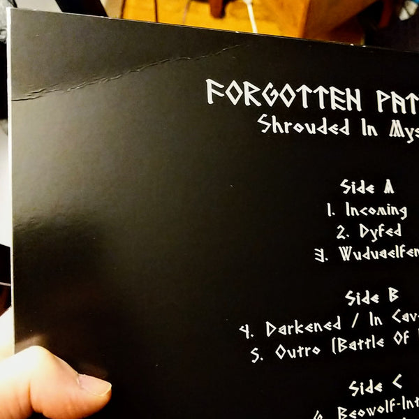 "[SOLD OUT] FORGOTTEN PATHWAYS ""Shrouded in Mystery"" Vinyl 2xLP"