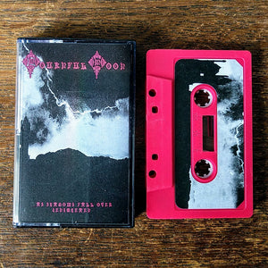 "MOURNFUL MOON ""As Shadows Fall Over Zenitheaen"" Pro-Tape"