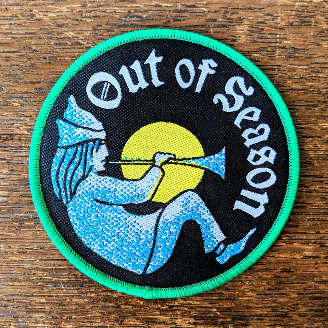 "OUT OF SEASON ""Spoony Bard"" Patch"