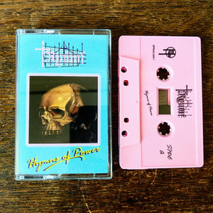 "[SOLD OUT] TRYUMF ""Hymns of Power"" Cassette Tape"