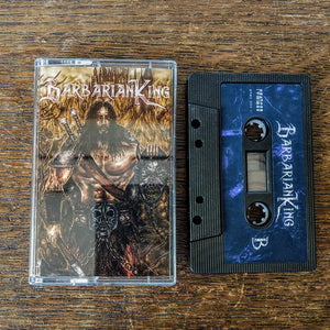 "[SOLD OUT] BARBARIAN KING ""Barbarian King"" Cassette Tape"