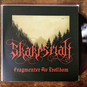 "[SOLD OUT] SKARPSEIAN ""Fragmentar Av Trolldom"" Vinyl LP"