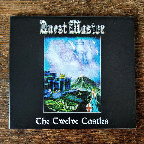 "QUEST MASTER ""The Twelve Castles"" CD"