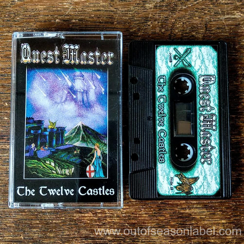 "[SOLD OUT] QUEST MASTER ""The Twelve Castles"" Cassette Tape"